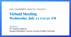 Health Council July Meeting